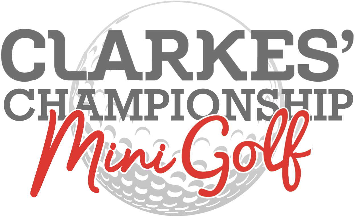 Clarkes Championship Mini Golf